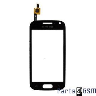 Samsung Galaxy Ace 2 i8160 Touchpanel Glas, Buitenvenster Raampje Zwart GH59-12017A