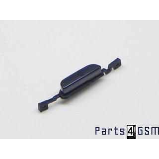Galaxy S III Mini i8190 Aan/Uit Knop Zwart GH64-01221C