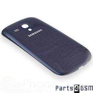 Samsung Galaxy S III Mini i8190 Accudeksel Blauw GH61-02295A