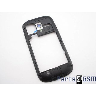 Samsung Galaxy S III Mini i8190 Middle Cover Blue GH98-24991B