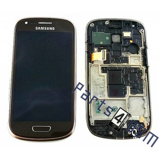 Samsung i8200 Galaxy S III Mini VE LCD Display Module, Brown, GH97-15508E
