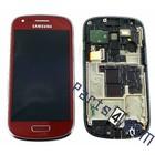 Samsung LCD Display Module Samsung i8200 Galaxy S III Mini VE, Red, GH97-15508F