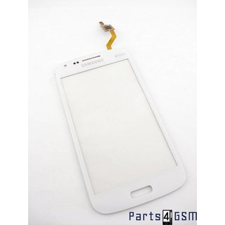 Samsung Galaxy Core I8260 Touchscreen Display White Duos logo GH59-13269B