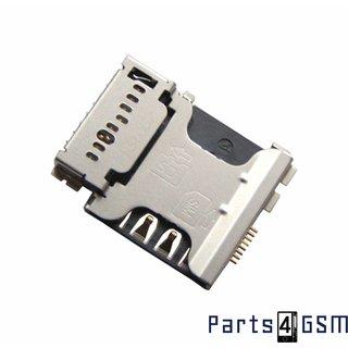 Samsung I8260 Galaxy Core Simkaartlezer, 3709-001745