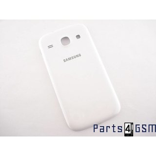Samsung I8262 Galaxy Core Battery Cover, White, GH98-27138B