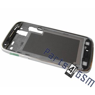 Samsung I8262 Galaxy Core  Front Cover Frame, White, GH98-27137B