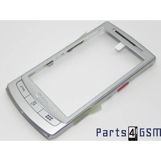 Samsung GT-I8320 H1 (Vodafone 360) Front Cover Silver GH98-15337A