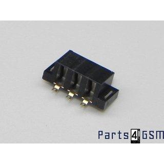 Samsung Omnia W I8350 Accu Connector 3711-007650