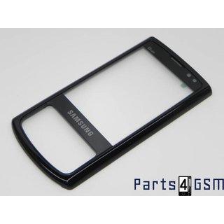 Samsung i8510 INNOV8 Front Cover Black GH98-09215B