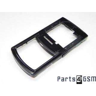 Samsung i8510 INNOV8 Slide Behuizing Boven Zwart GH98-09216B