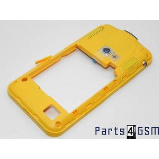 Samsung Galaxy Beam i8530 Middenbehuizing Grijs GH98-23355A