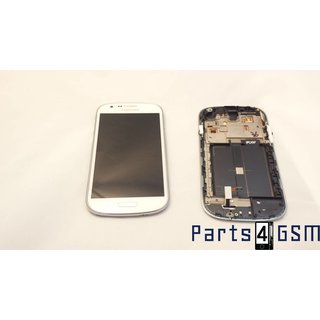 Samsung Galaxy Express I8730 LCD Display + Touchscreen  + Frame White GH97-14427A4/6