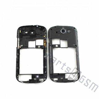 Samsung I8730 Galaxy Express Middle Cover, Grey, GH98-26223B