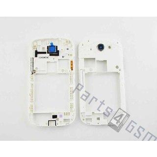 Samsung I8730 Galaxy Express Middenbehuizing, Wit, GH98-26223A