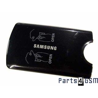 Samsung Omnia HD I8910 Accudeksel Zwart GH98-13202A [EOL]
