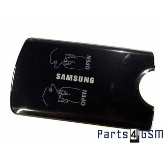 Samsung Omnia HD I8910 Battery Cover Black GH98-13202A [EOL]