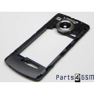 Samsung Omnia HD I8910 Middenbehuizing Zwart GH98-11647A