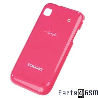 Samsung Galaxy S i9000 Accudeksel Roze GH98-16687C