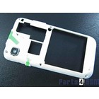 Samsung I9000 Galaxy S Achter Cover Wit GH98-16686B4/6