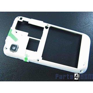 Samsung Galaxy S i9000 Achterbehuizing Wit GH98-16686B4/6