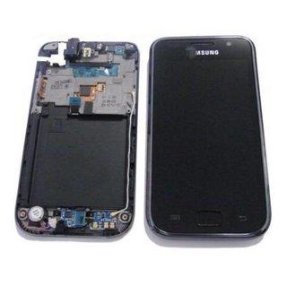 Samsung Galaxy S i9000 LCD Display + Touchscreen Black Chrome GH97-11186A