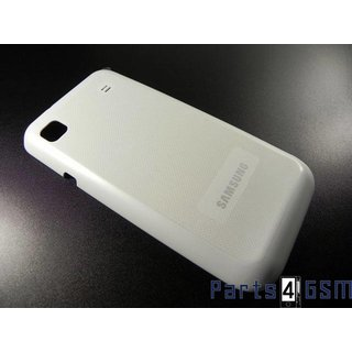 Samsung Galaxy S Plus i9001 Battery Cover White GH98-20123B