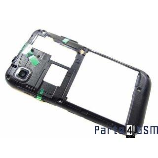 Samsung I9003 Galaxy SL Achterbehuizing Zwart GH98-18750A4/6