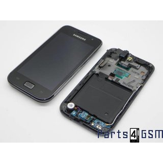 Samsung Galaxy SL i9003 Complete Front+LCD+Touchscreen Black GH97-11829A