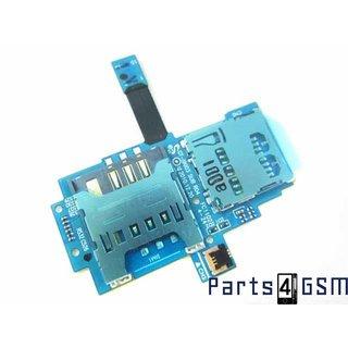 Samsung I9003 Galaxy SL Simkaar- en Geheugenkaartlezer Connector GH59-10518A4/6