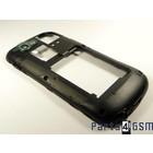Samsung Google Nexus S I9023 Achterbehuizing Zwart GH98-19165A4/6