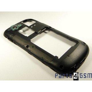 Samsung Nexus S i9023 Achterbehuizing Zwart GH98-19165A
