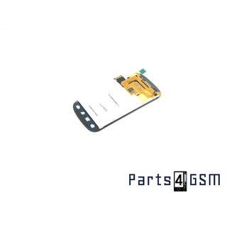 Samsung Nexus S i9023 S Intern Beeldscherm + Touchpanel Glas, Buitenvenster Raampje Zwart