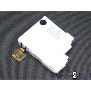 Samsung i9070 Galaxy S Advance Buzzer / Loud-Speaker White GH59-11665B