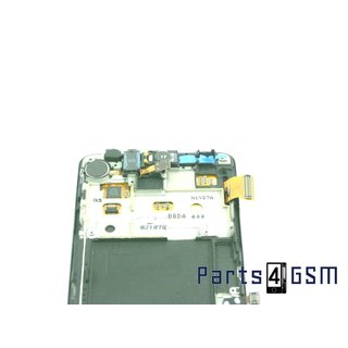 Samsung Galaxy S II i9100 LCD Display + Touchscreen + Frame Black GH97-12626A