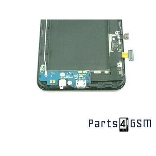 Samsung Galaxy S II i9100 LCD Display + Touchscreen + Frame Black GH97-12626A