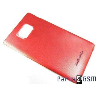 Samsung I9100 Galaxy S II Accudeksel Roze GH98-19595C