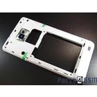 Samsung I9100 Galaxy S II Achterbehuizing Wit GH98-19594B4/4