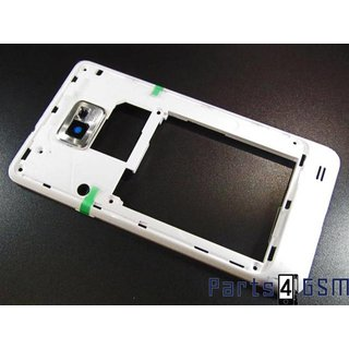 Samsung I9100 Galaxy S II Back Cover White GH98-19594B