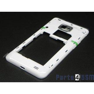 Samsung Galaxy S2 i9100G Middenbehuizing Wit GH98-20081B