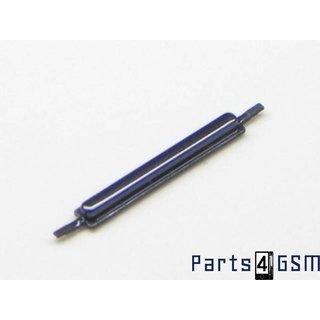 Samsung Galaxy S2 Plus I9105 Volume Knop Blauw GH64-01093A