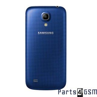 Samsung i9195 Galaxy S4 Mini Accudeksel, Blauw, GH98-27394C