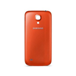 Samsung i9195 Galaxy S4 Mini Battery Cover, Orange, GH98-27394H