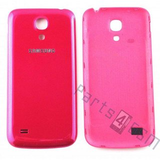 Samsung i9195 Galaxy S4 Mini Accudeksel, Roze, GH98-27394G