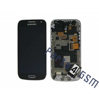 Samsung i9195 Galaxy S4 Mini LCD Display Module, Deep Black, GH97-15631A