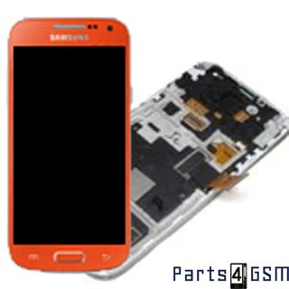 Samsung i9195 Galaxy S4 Mini LCD Display Module, Orange, GH97-14766H