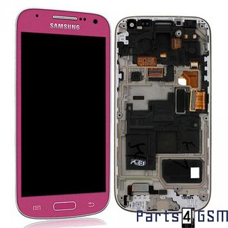Samsung i9195 Galaxy S4 Mini LCD Display Module, Pink, GH97-14766G
