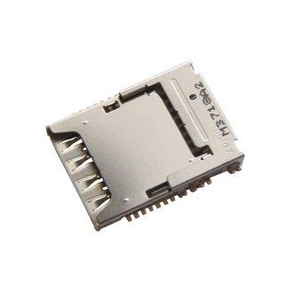 Samsung I9205 Galaxy Mega 6.3 Simkaartlezer, 3709-001806