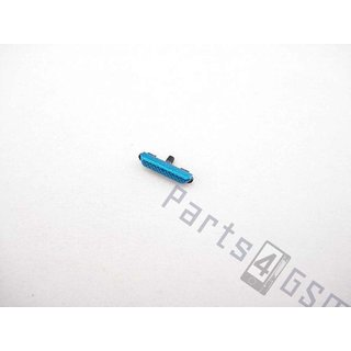 Samsung I9295 Galaxy S4 Active Power Button, Blue, GH64-02430B