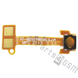 Samsung I9295 Galaxy S4 Active Aan/Uit knop flex, GH59-13464A