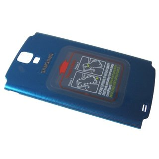 Samsung I9295 Galaxy S4 Active Battery Cover, Blue, GH98-28011B